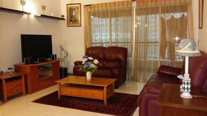 Beautiful cozy 3BD apartment