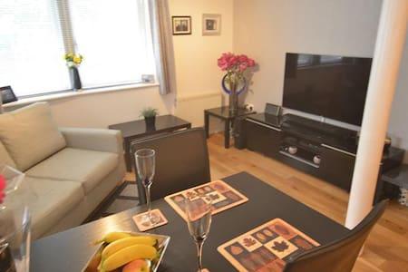 Stylish, luxury, and modern apartment, Albert Dock - Liverpool - Pis