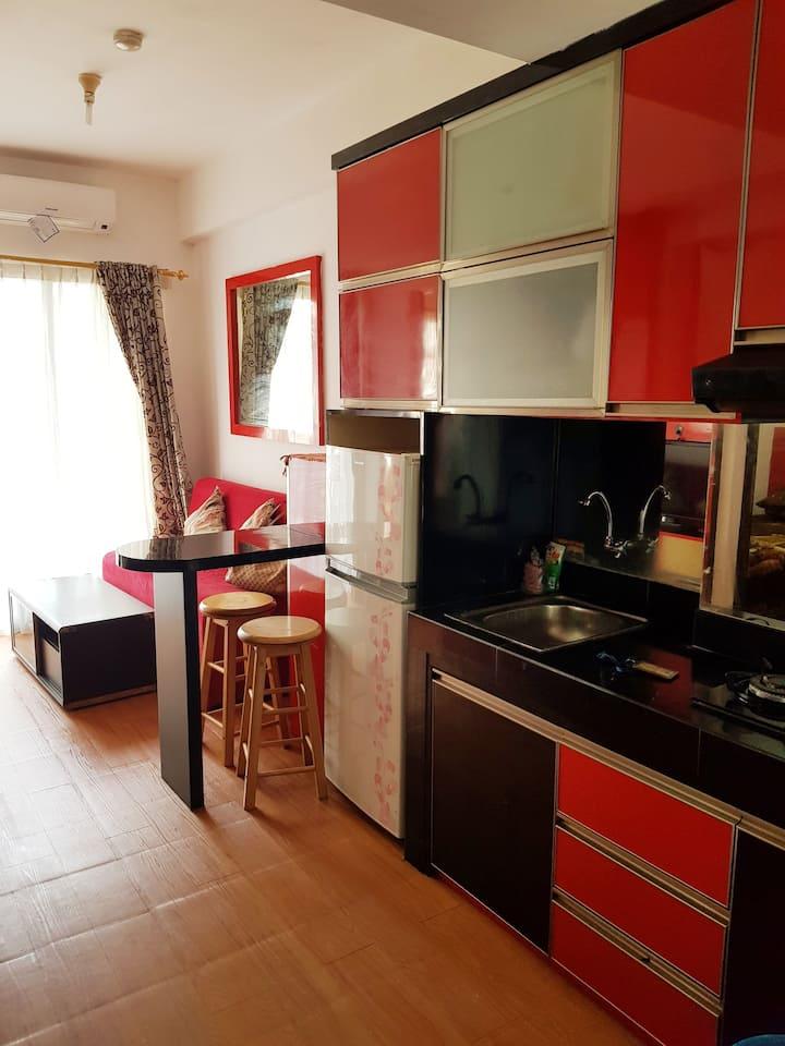 Apartment Serpong Green View