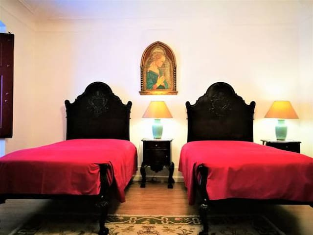 Casa do Peso: Luxury Twin Room