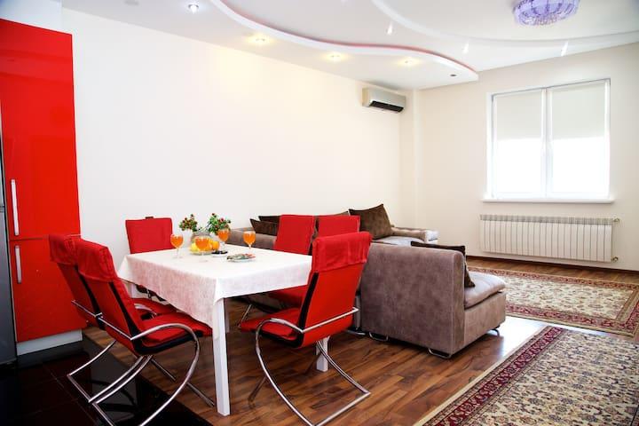 Квартира для комфортного проживания.