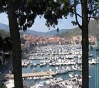 Centralissimo Appartamentino sopra al Porto - Porto Ercole - Wohnung
