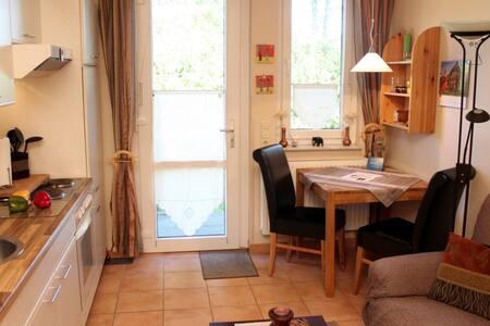 Renate 2/gemütliche 1-Zimmer-Ferienwohnung