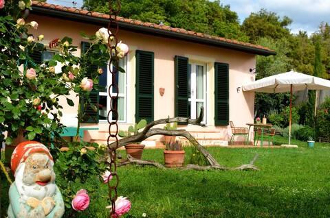 Toskania pokój zapachowy ogród oszałamiający widok