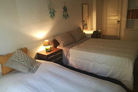 Peaceful bedroom for three - Lisboa - Apartemen