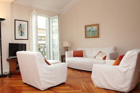 Exceptional apartment and location next Promenade - Nice