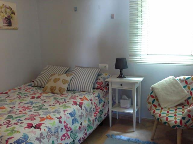 Cómoda habitación doble Ciutadella. - Ciutadella de Menorca - Lägenhet