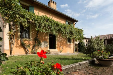 Staying in Valpolicella - Verona - Pescantina - Ház