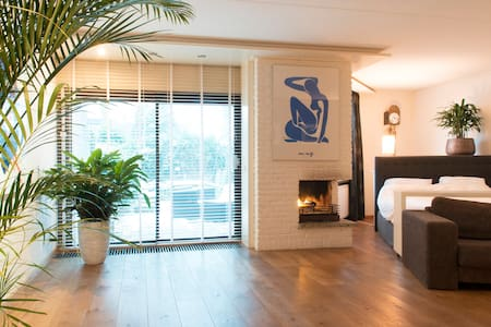 Amazing Beautiful Romantic Fully Equipped House... - Amsterdam-Zuidoost - Pis