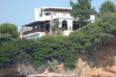 Seaside Villa,  Amarinthos - Evia - Chalcis