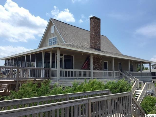 Ocean Front Beach House June 3-10 - Pawleys Island