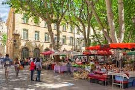 Bed § breakfast plein centre Aix - Aix-en-Provence - Bed & Breakfast