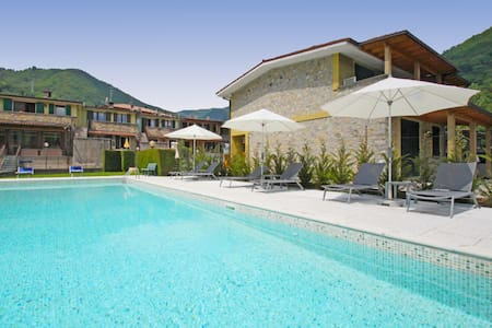 Holiday apartment Residence in Idro