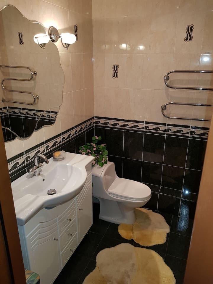 Большие и уютные апартаменты для дорогих гостей