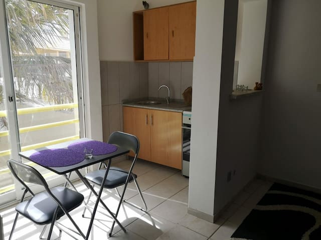 Madalena's apartment