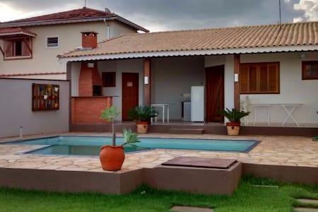 Local ideal para relaxar com a família ou sozinho - São Pedro