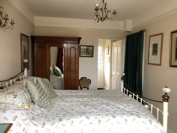 En-suite Dble Room Annexe in Ashurst New Forest