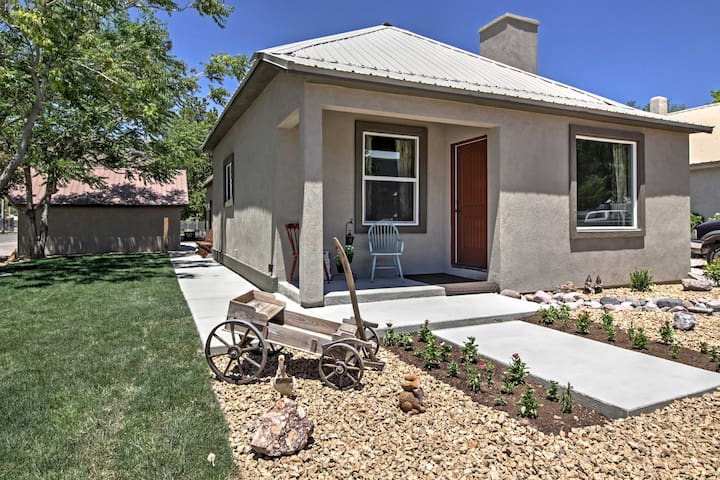 NEW! Newly Remodeled 2BR Caliente Home - Downtown!