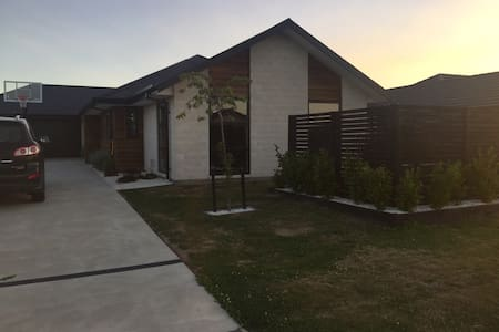 Levi park, 1 room for 2 people - Rolleston