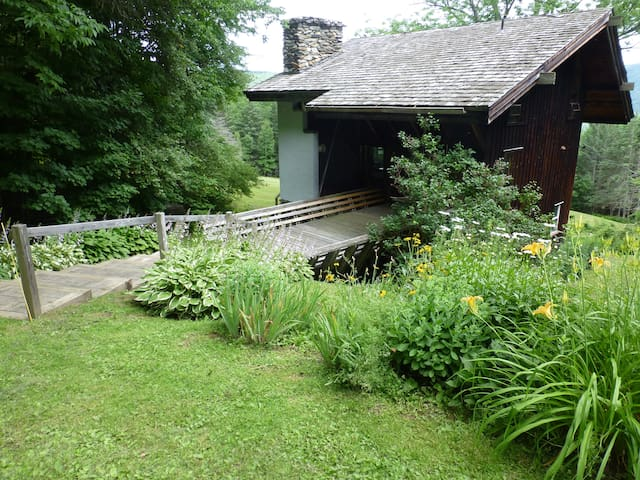 Killington views, mountain top chalet - Pittsfield - Appartement