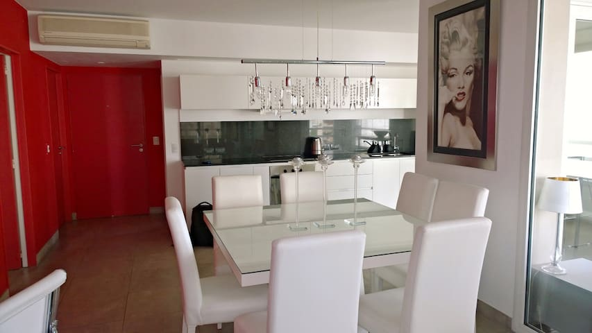 SOHO RED LUXURY APARTMENT - Buenos Aires - Appartement