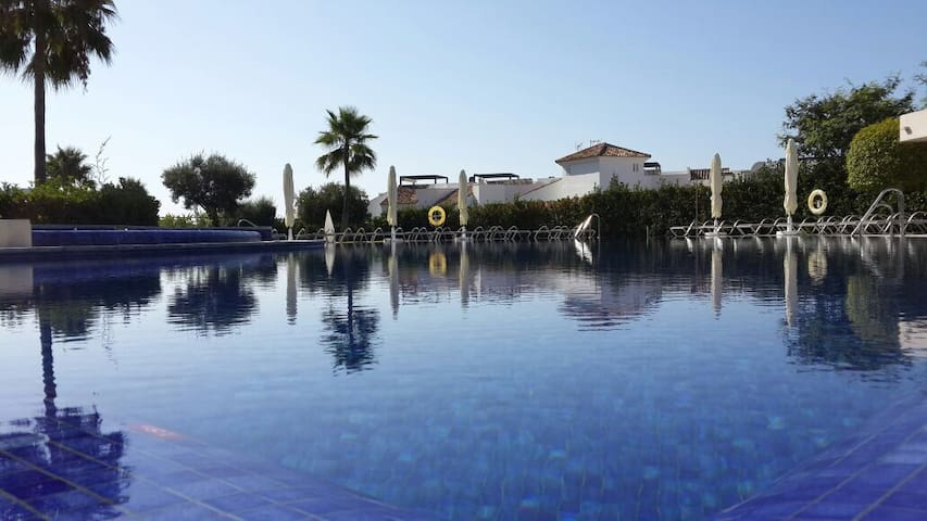 Relaxing, luxurious, amazing views! - Marbella  - Apto. en complejo residencial