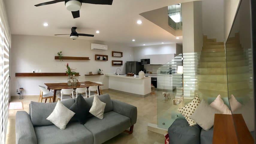 Villa Oxigeno Lagunas de Ciudad Mayakoba 6 Persona