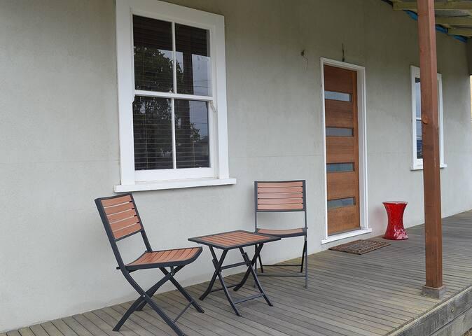 STUDIO 2 with Bathroom & Private Entrance Door