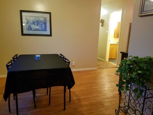 Charming Apartment Getaway