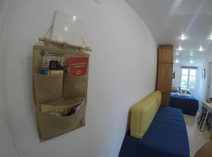 Loft - Centro  Perto Palácio de Cristal / Bohemia