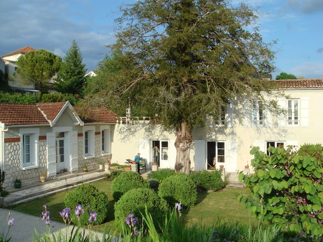 une charentaise franco-irlandaise - Saintes - Bed & Breakfast