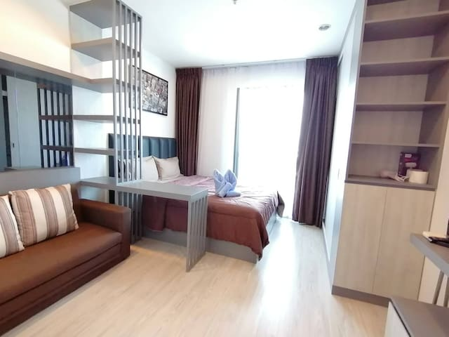 EASTGATE HIGH RISE CONDO@BTS GREEN LINE(BANGNA)