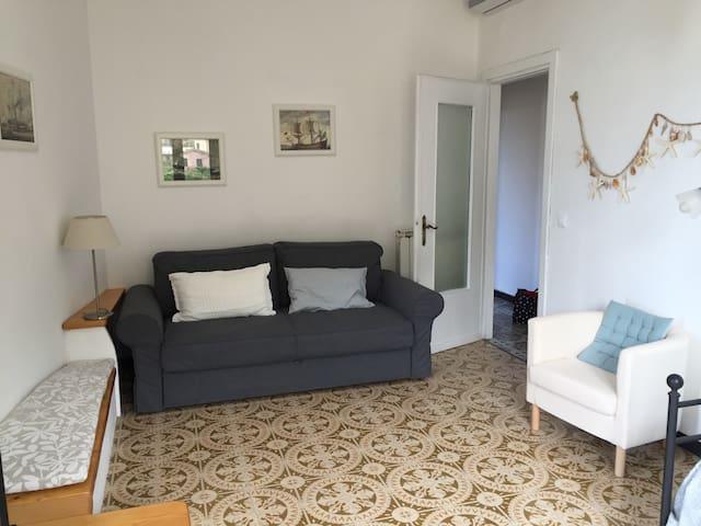 Spazioso appartamento vista mare!!! - Monterosso al Mare