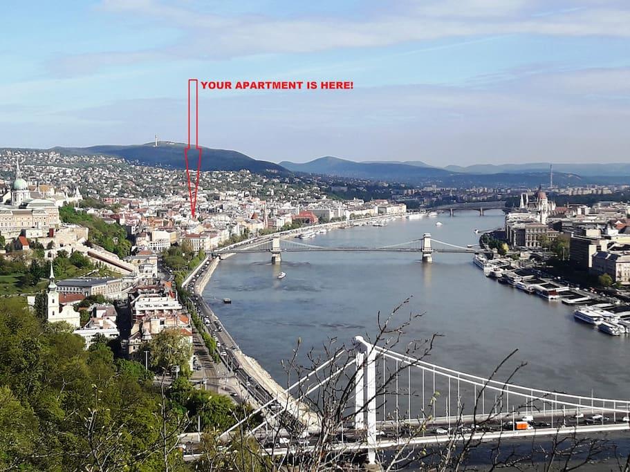 Appartamenti Affitto Budapest