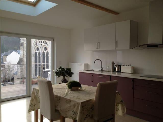 Bel Appartement meublé Rumelange - Rumelange - Apartment