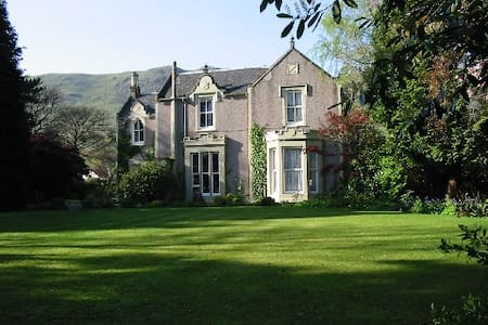 Victorian Mansion 5 bed 5 bath - Tillicoultry