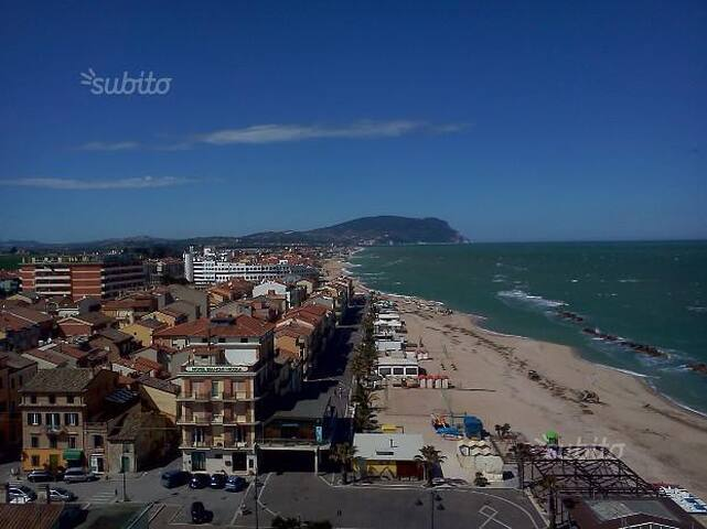 Al mare sopra le nuvole! Seaside over the numbs!