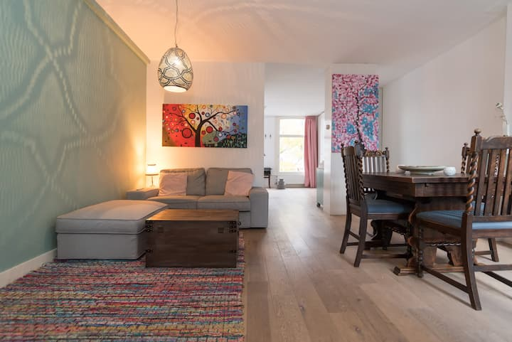 Spacious, bright studio in the heart of Amsterdam!