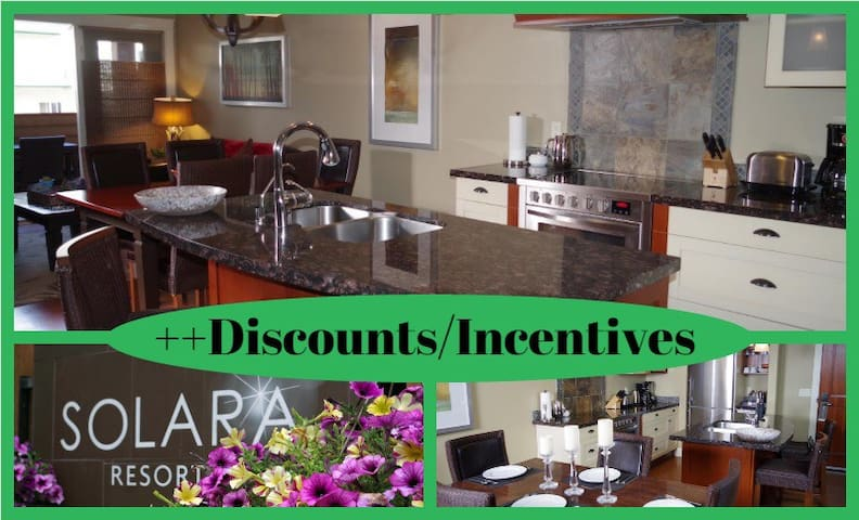 Incredible discounts are available for my guests!!!