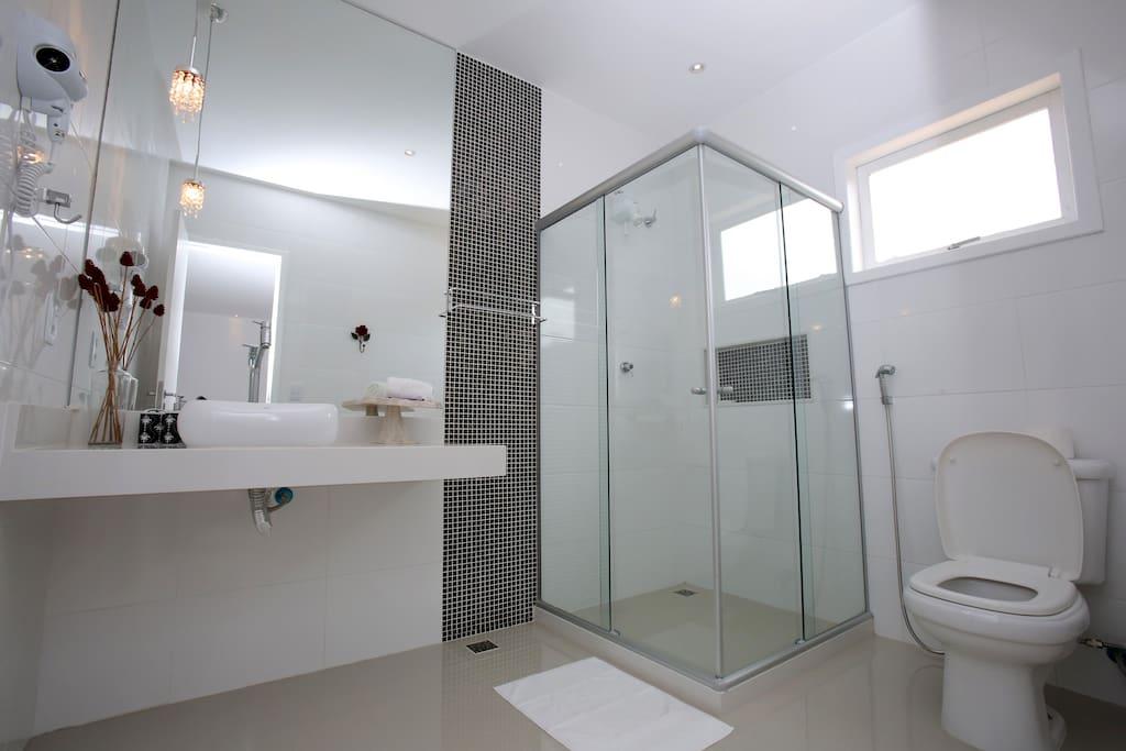 banheiro Cristal