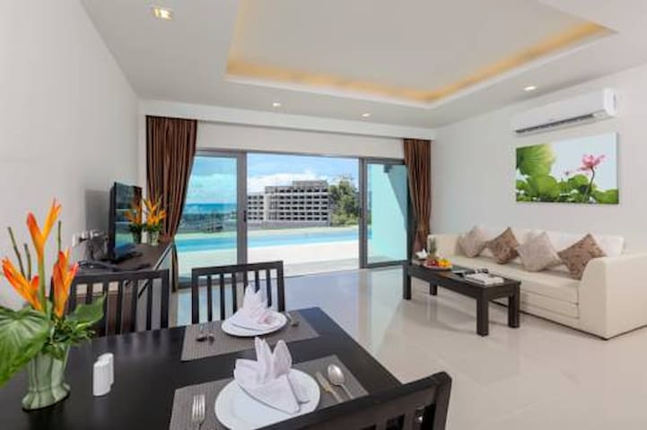 One Bedroom Suite @Patong Bay Hill - Patong - Serviced apartment