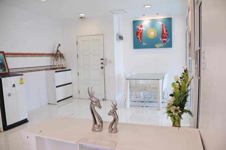 Located in the heart of BKK 2BR Condo
