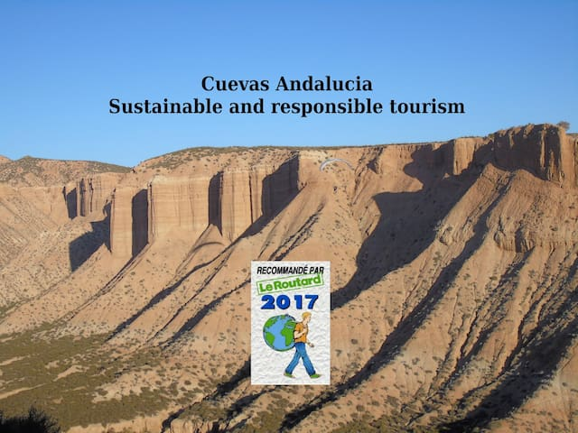 Cuevas Andalucia - Cave house Ecological 4 people - Baza - Gua