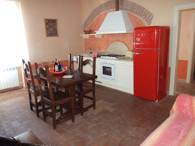 Casa vacanze Il Regno delle Fate in Maremma Zareal - Grosseto - Apartment