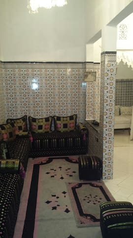 Private room in the heart of medina - Rabat - House