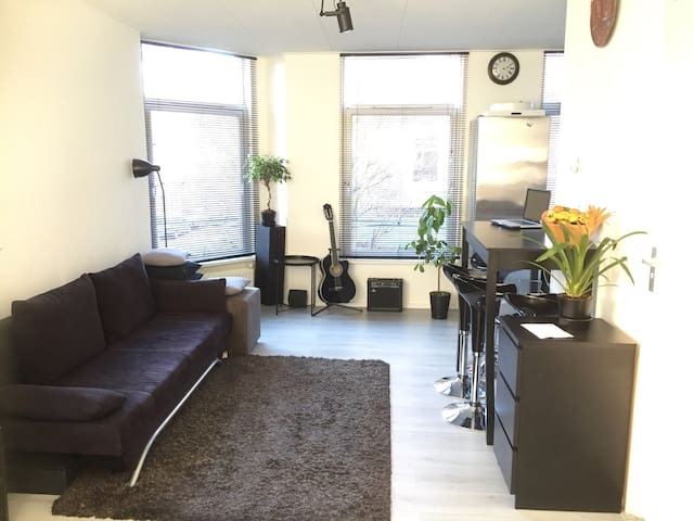 45m2 Amsterdam Apartment 10 min from Dam square!