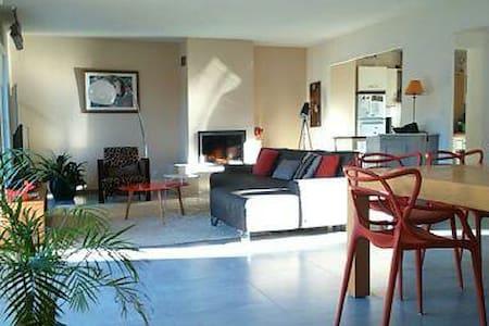 villa contemporaine-toit terrasse à 100m de la mer - Marseille