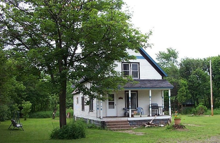 Noochie's Nest Vacation Rental - Ontonagon - Haus
