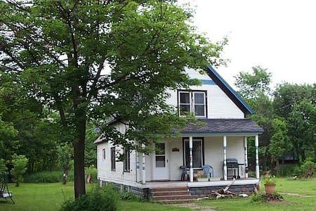 Noochie's Nest Vacation Rental - Ontonagon - Σπίτι