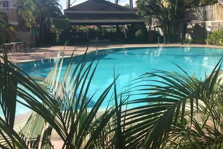 Cool and Fresh Air at Palm Grove - Parañaque City